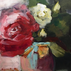 Jackie  Miller  - Fading from the Vase