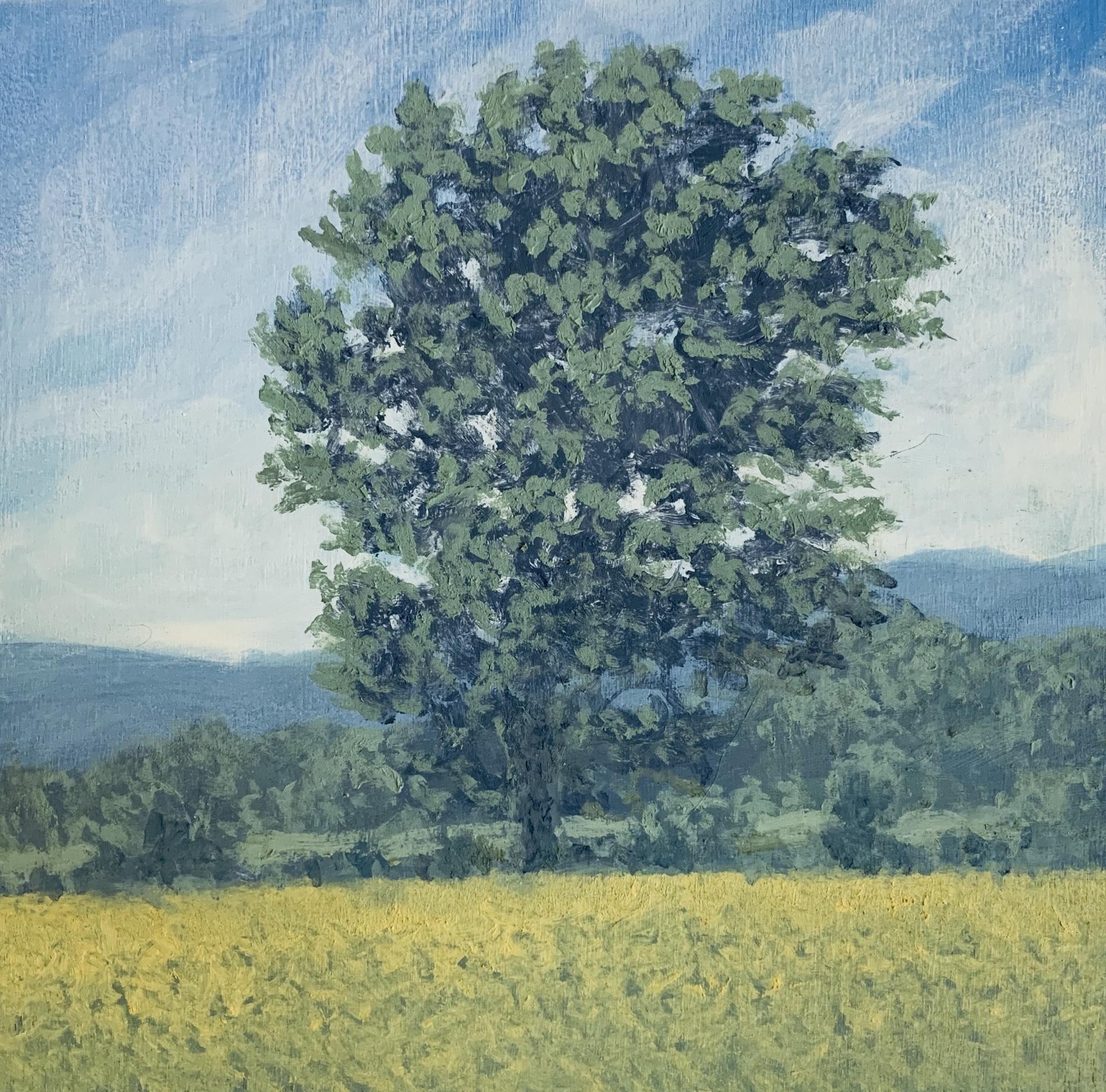 November Tree 4  by Richard Herman