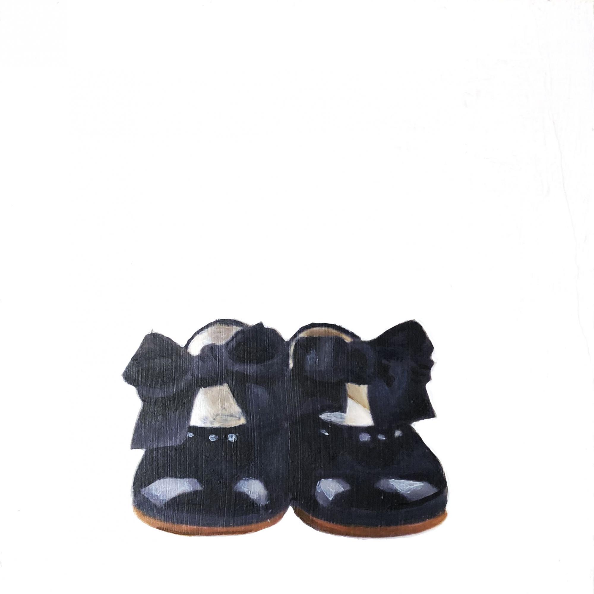 Little Black Shoes by EM Vincent