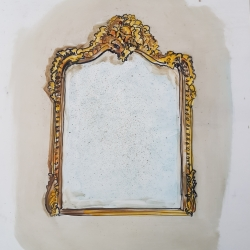 Jennifer Wardle - Antique Mirror 2