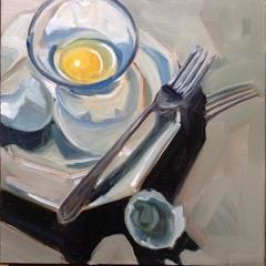 Egg Series # 3 by Sonja  Brown