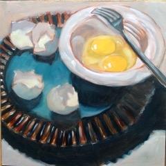 Sonja  Brown  - Egg Series #7