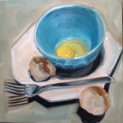 Egg Series #8 by Sonja  Brown