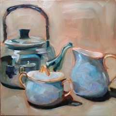 Kettle Series #2 by Sonja  Brown