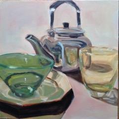 Kettle Series #6 by Sonja  Brown