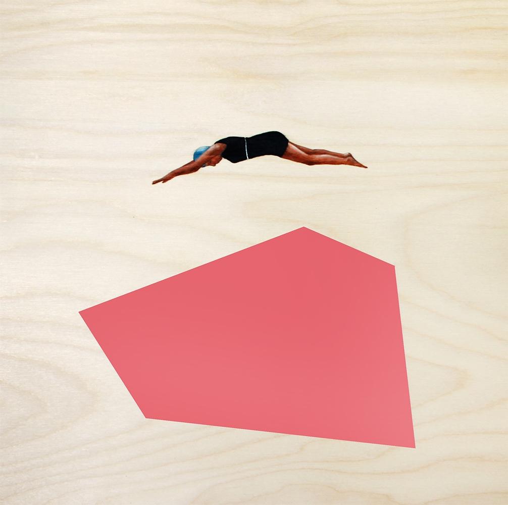 Diver  by Marina  Nazarova