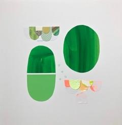 Lawn  by Frances  Hahn