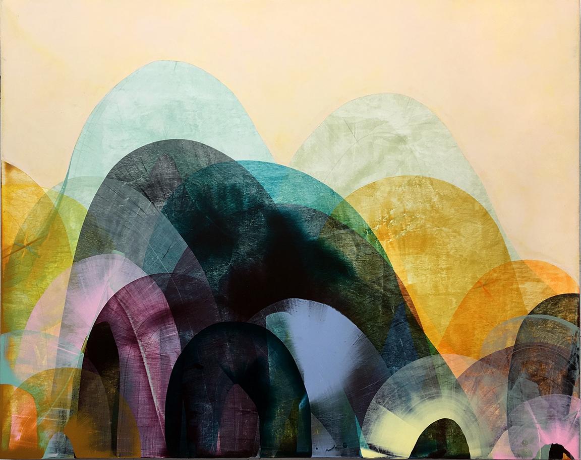Hills 4  by Jennifer McGregor