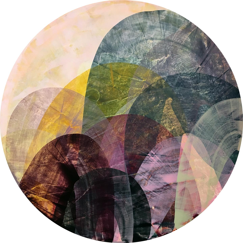 Hills 7 by Jennifer McGregor