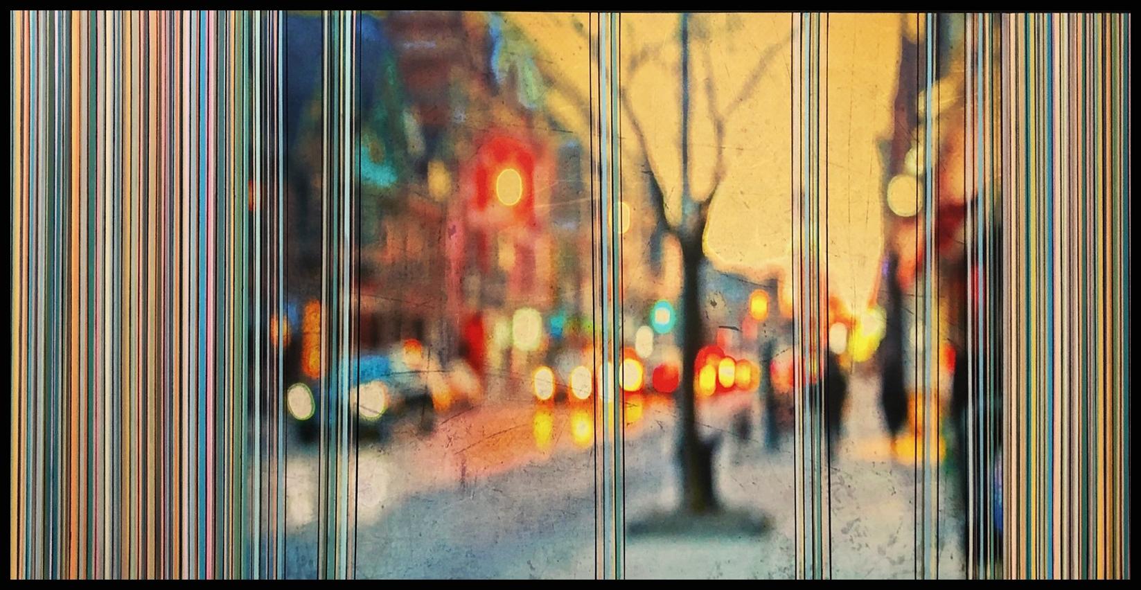 My City: 352 by Jamie MacRae