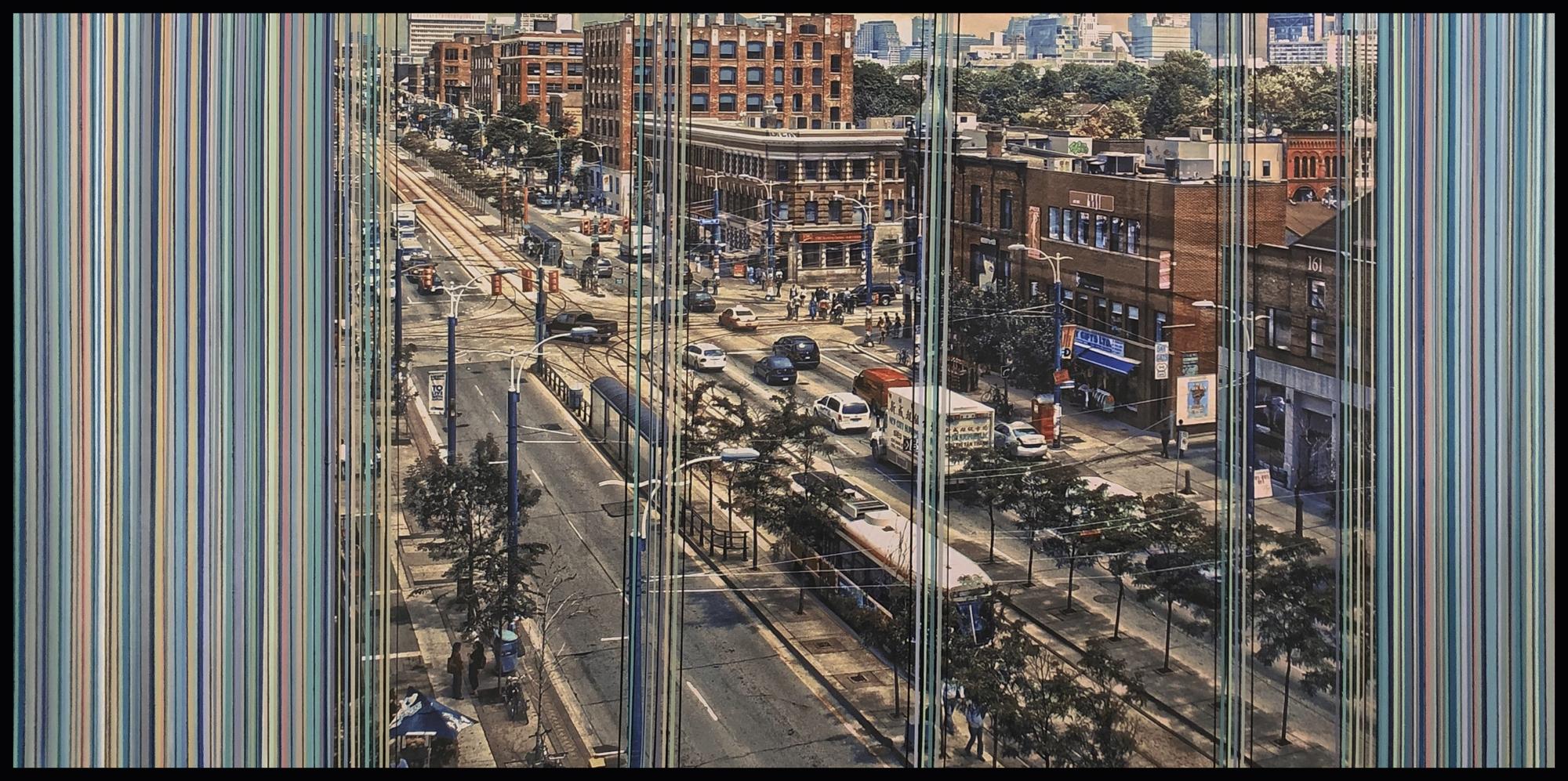 My City: 355  by Jamie MacRae