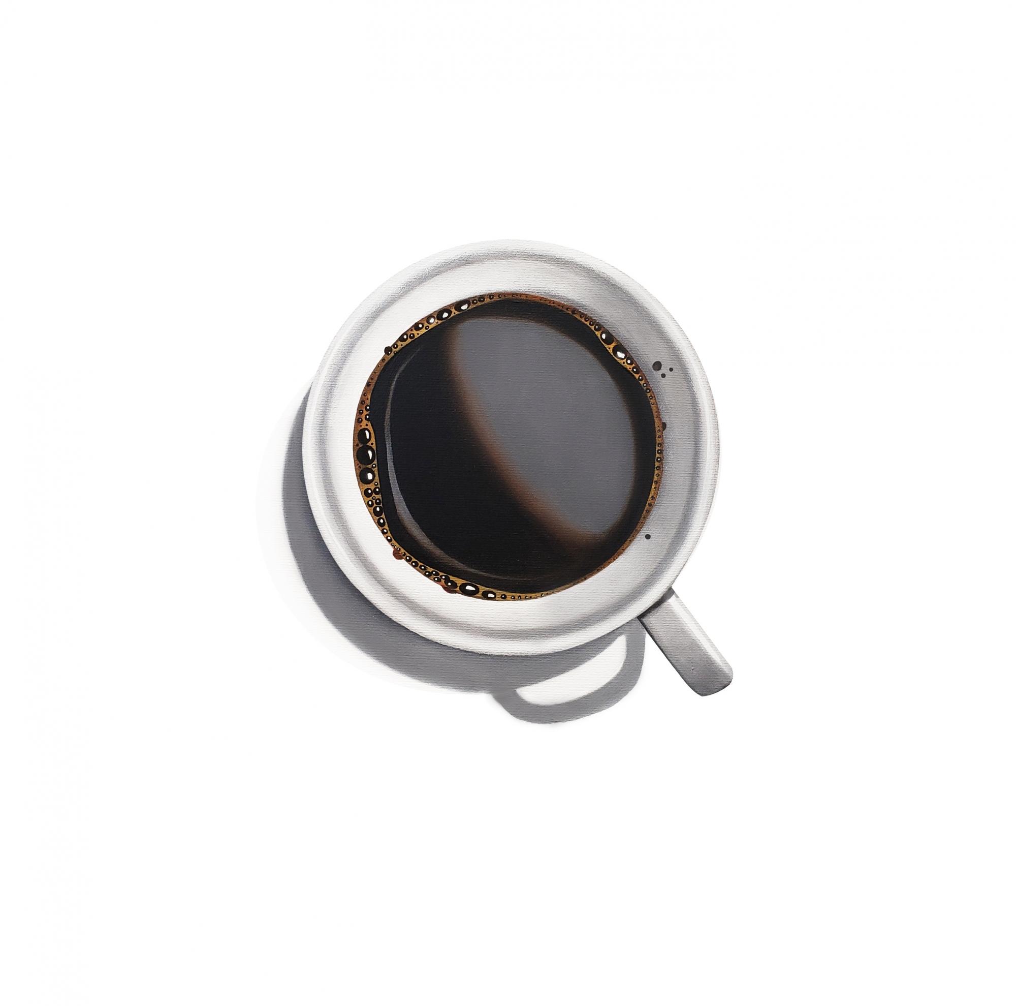 Tasting Room: Black Coffee  by Erin Rothstein