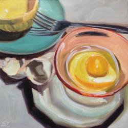 Sonja  Brown  - Egg Series #13