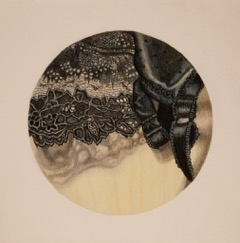 Little Black Bra Detail # 6 by Kaitlin  Mason