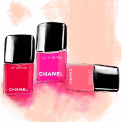 Annie  Naranian  - Chanel le Vernis Lacquer