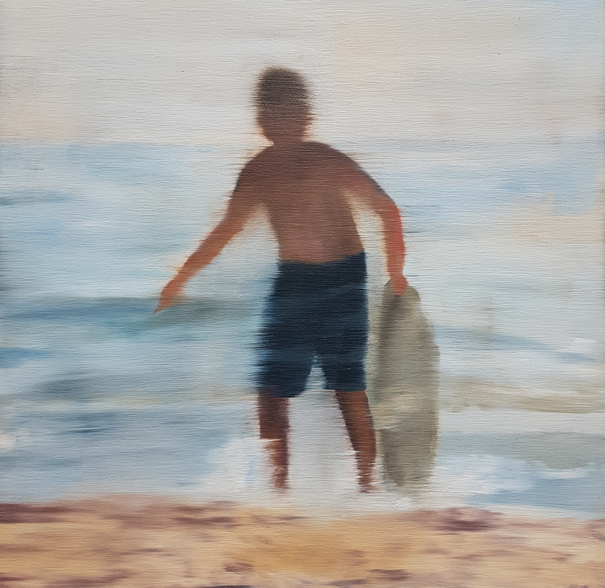 Sable Beach #11  by Shannon  Dickie