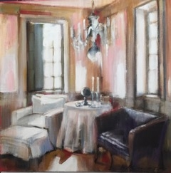 Drawing Room  by Hanna Ruminski