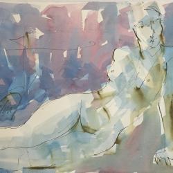 Mel Delija - Nude Twist