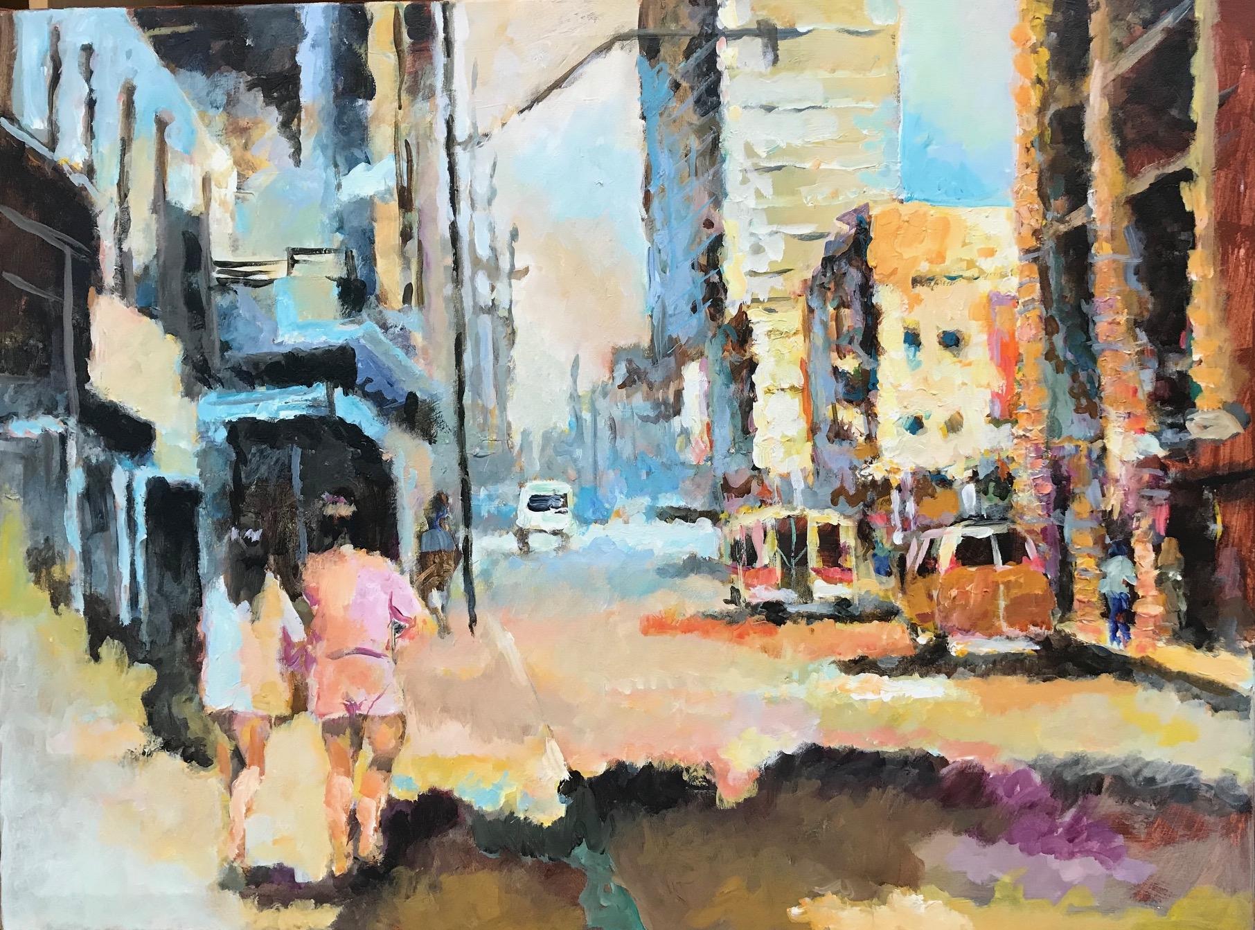 Yonge Sun  by Masood Omer