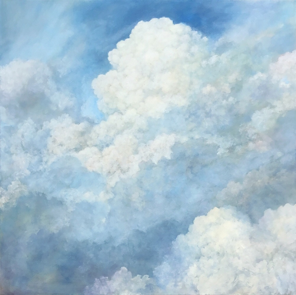 Summer Cloud #2 by Richard Herman