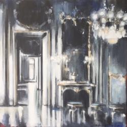 Hanna Ruminski - Gilded Mirror