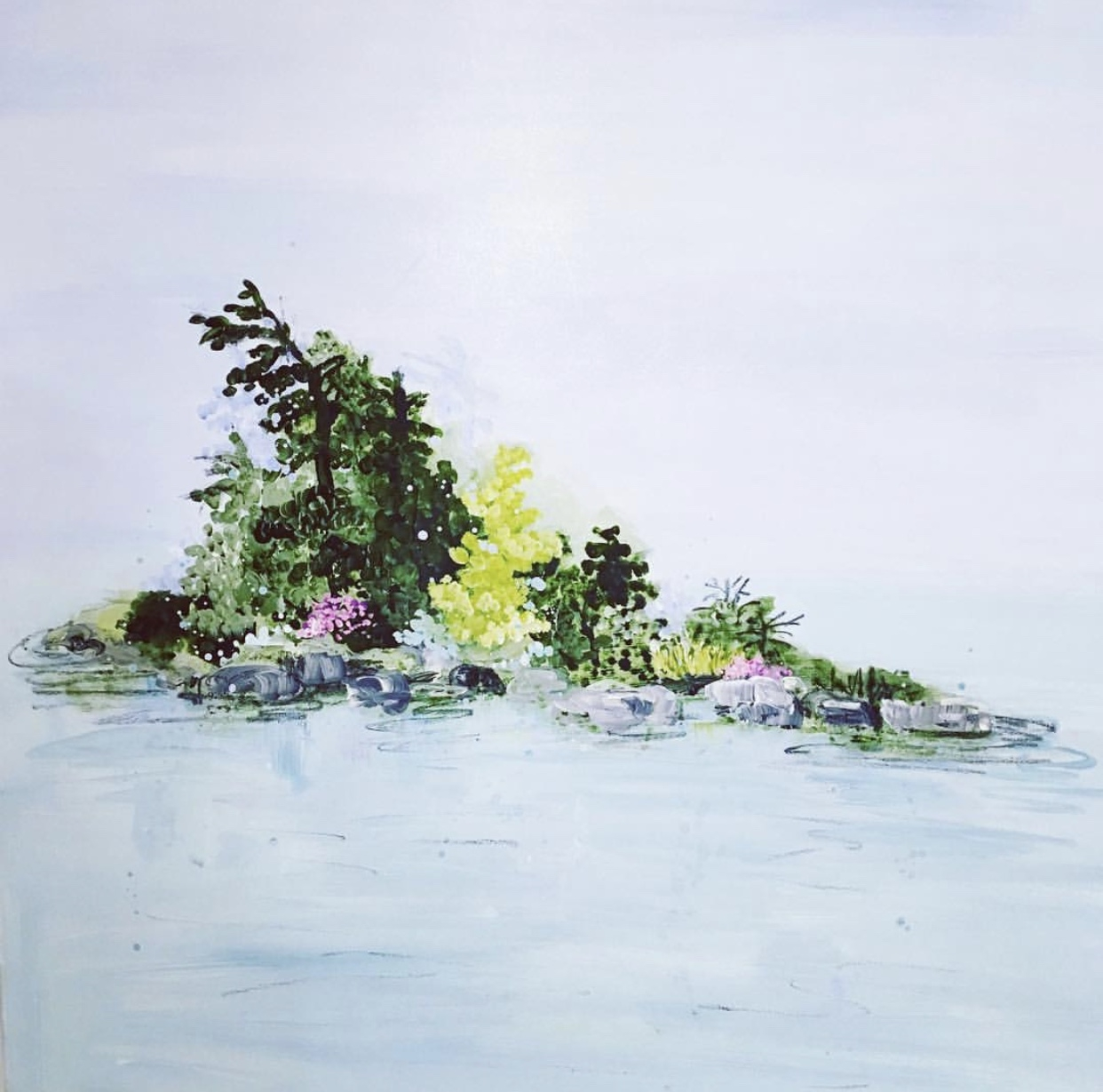 Summer Dreams  by Rundi Phelan