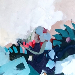 Andrea  Soos - Moon Climbing