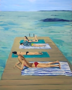 Dock Days  by Laurie Foote