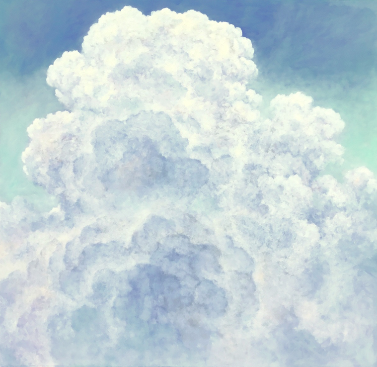Midday Cloud  by Richard Herman