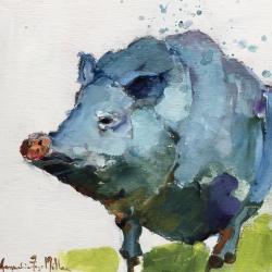 Jackie  Miller  - Hey Blue