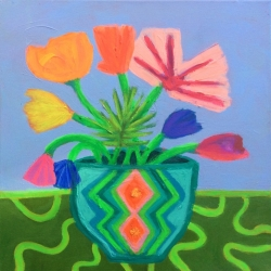 Julie Davidson Smith - Flowers