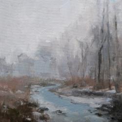Maria  Josenhans - February River