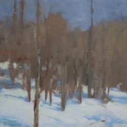 Maria  Josenhans - Winter Nocturne