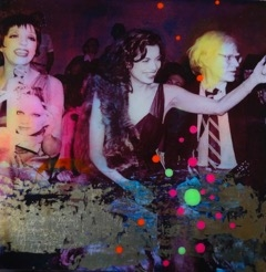 One Night at Studio 54' - 1  by Helene Lacelle