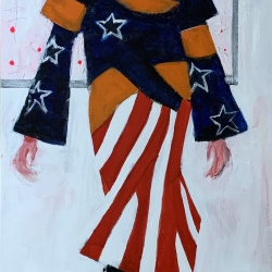 Diane Lingenfelter - Runway 2: Stars and Stripes