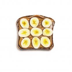 Erin Rothstein - Tasting Room: Peanut Butter and Banana