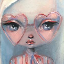 Kate Domina - Fading Rose Coloured Glasses