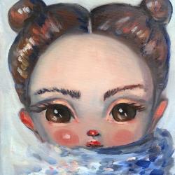 Kate Domina - Bathing Brunette