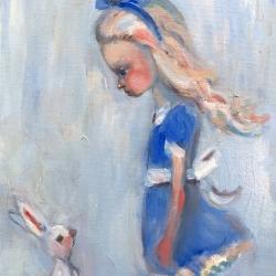 Kate Domina - Blue Wonder