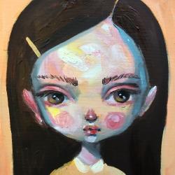 Kate Domina - Turmeric Wallflower