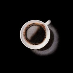 Erin Rothstein - Tasting Room: Coffee (black)