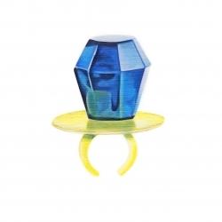 Erin Rothstein - Tasting Room: Blue Ring Pop