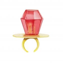 Erin Rothstein - Tasting Room: Red Ring Pop