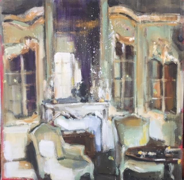 Chateau 17 - 19  by Hanna Ruminski
