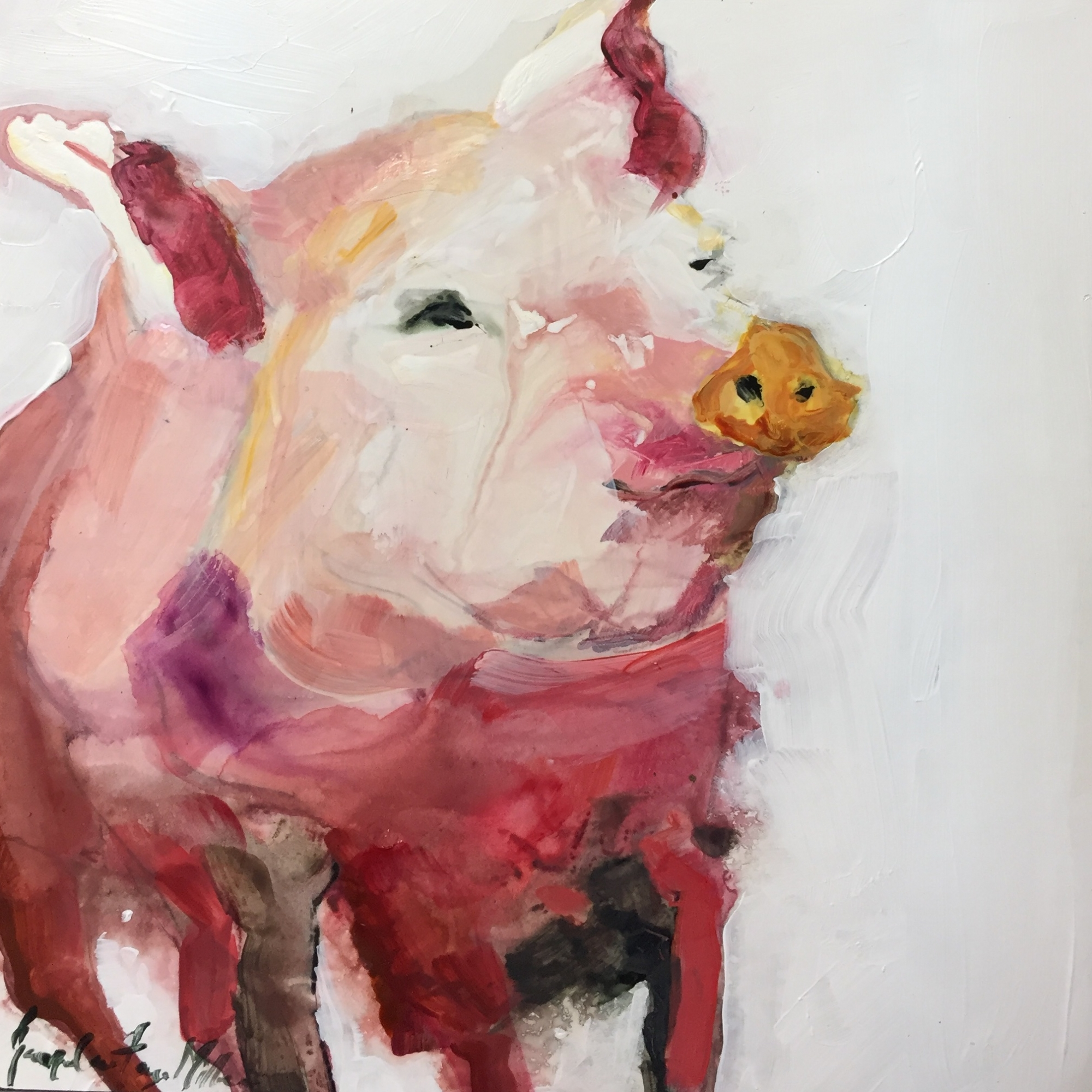 My Little Pork Chop  by Jackie  Miller