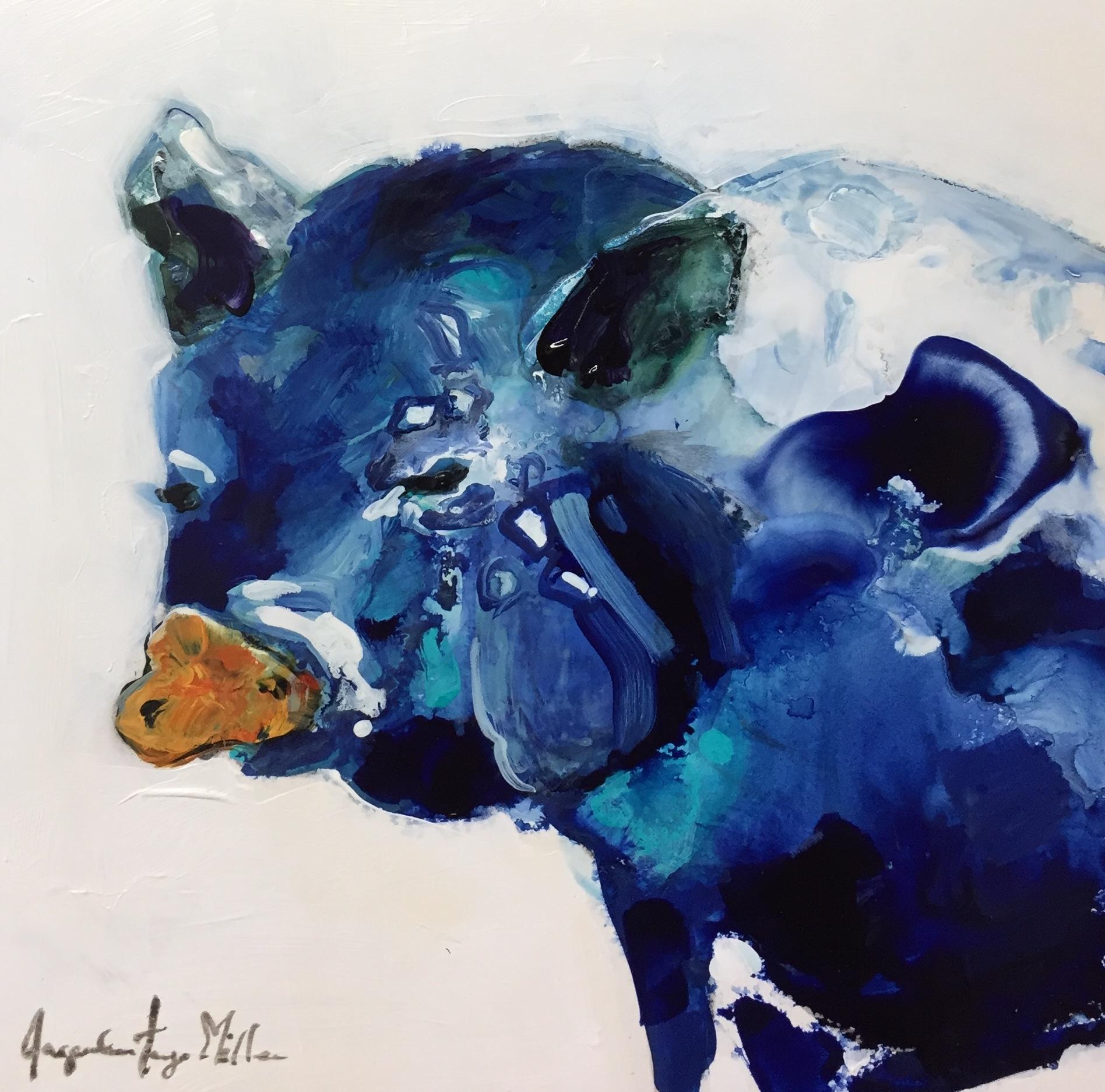 Little Blue Bell  by Jackie  Miller