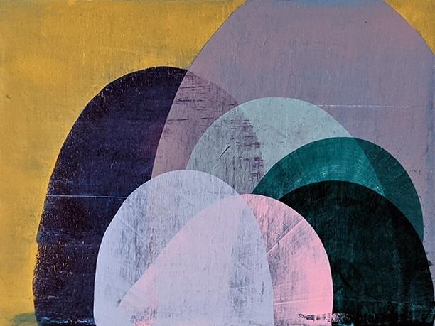 Hills 79  by Jennifer McGregor