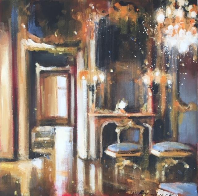 Chateau 22 - 19  by Hanna Ruminski