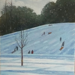Greg Nordoff - Snow Day 1