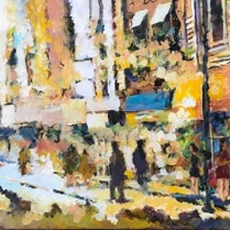 Masood Omer - City Arcade
